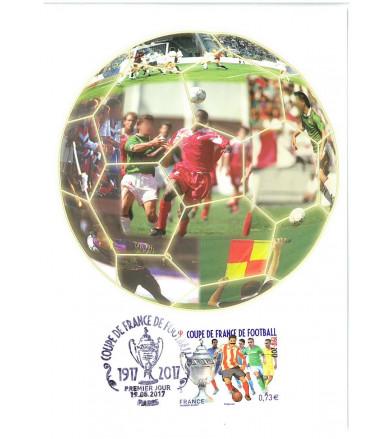 COUPE DE FRANCE DE FOOTBALL - 100 ANS