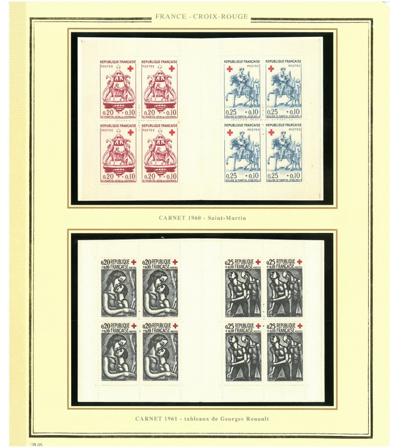 feuilles pr sidence pour carnets croix rouge 1952 1983 editions jean farcigny epp c r s editions. Black Bedroom Furniture Sets. Home Design Ideas