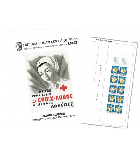 Feuilles Louvre Carnets Croix-Rouge 1984/2006