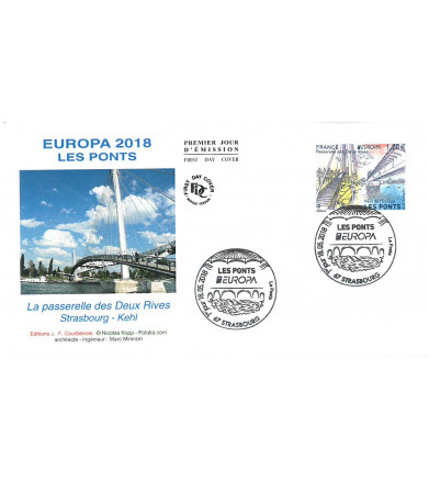 EUROPA 2018 - LES PONTS