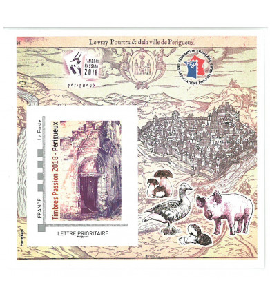 TIMBRES PASSION PERIGUEUX 2018