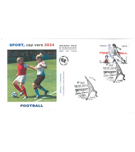 SERIE SPORT 2019 - FOOTBALL FEMININ