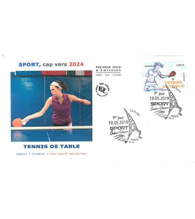 SERIE SPORT 2019 - TENNIS DE TABLE