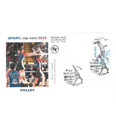 SERIE SPORT 2019 - VOLLEY