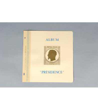 Page de garde « Présidence »
