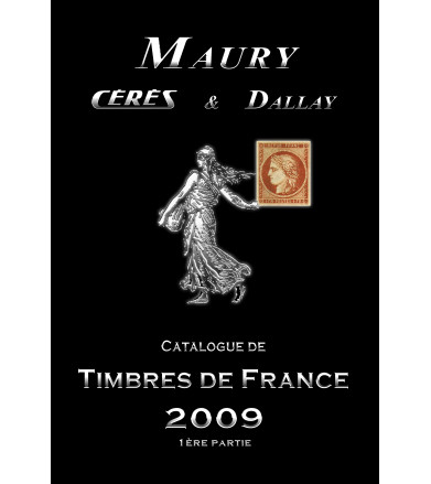 Catalogue MAURY 2009 - 2 tomes