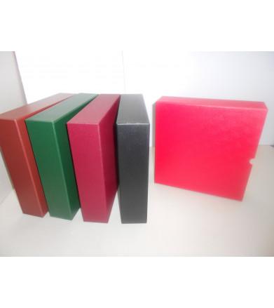 Etui boitier pour reliure 032 + couleur