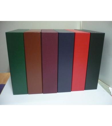 Etui boitier pour reliure 031 + couleur