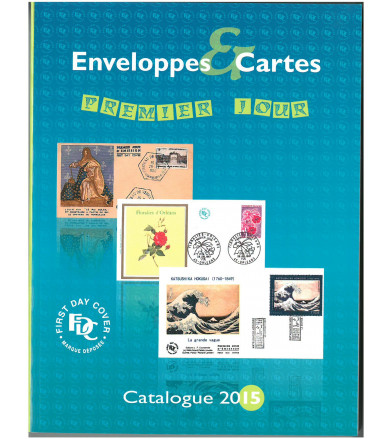 Catalogue Premier Jour  FDC 2015