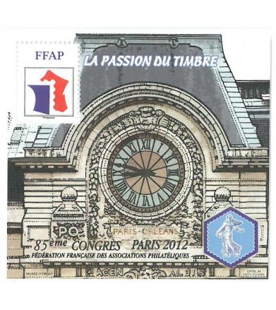 FFAP PARIS MUSEE D ORSAY 2012